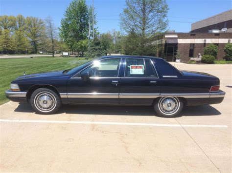 1993 buick roadmaster sedan with only 48k miles