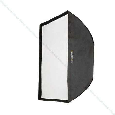 Lu Softbox Studio softbox powerlux hq 60x60cm rzep mocowanie bowens