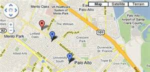 The google maps jquery plugin lets you simply embed google maps using