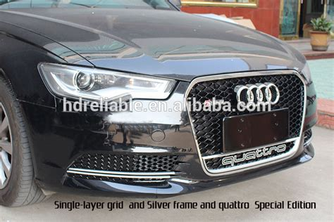 Audi A6 C6 Front Grill by Grill For Audi A6 C7 Rs6 Front Grille For Audi A6 Rs6 A6