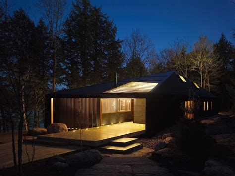 Cottages At Clear Lake by Clear Lake Cottage Maclennan Jaunkalns Miller Architects