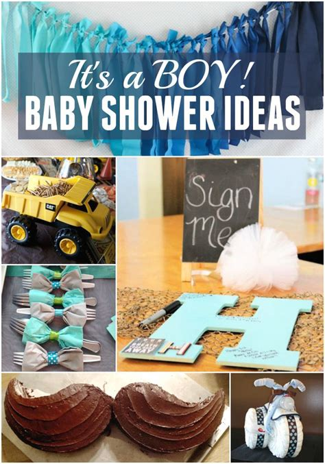 best baby boy shower themes best boy baby shower ideas pictures to pin on