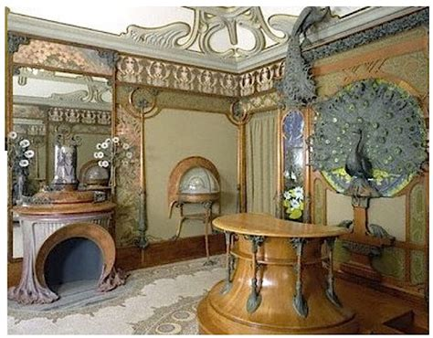 art nouveau home decor historic period interior design and home decor chazz s