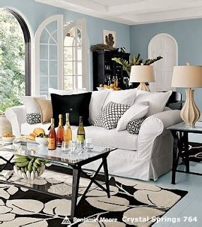 black white blue living room pottery barn living room blue black white home sweet home barn living living