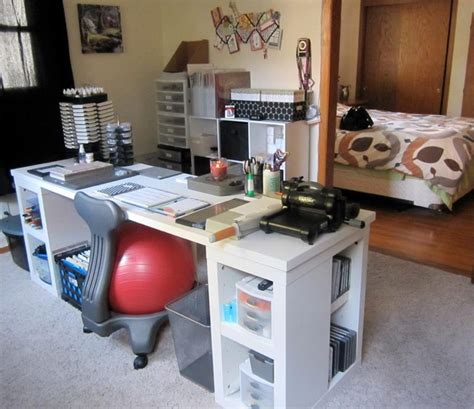 craft desk ikea ikea craft desk craft and sewing studio ideas crafts islands and chairs