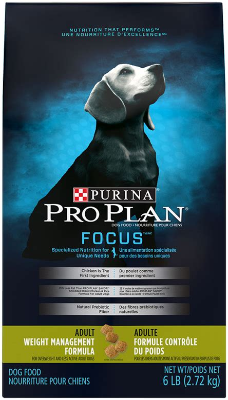 weight management formula purina 187 purina 174 pro plan 174 focus weight management