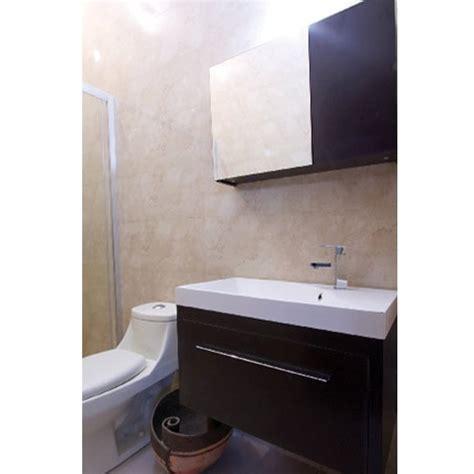 muebles teruel mueble teruel 80 cerezo para ba 241 o con espejo y botiquin