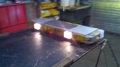 whelen traffic advisor light bar whelen b link 10000 12 strobe light bar in amber with 7