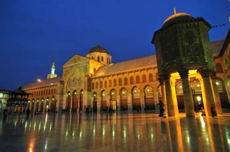 Courtyard Definition by My Architectural Moleskine 174 The Great Mosque Of Damascus