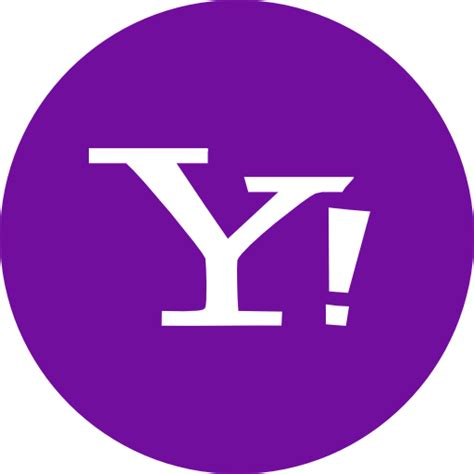 email yahoo logo logo logos yahoo email social network brands and