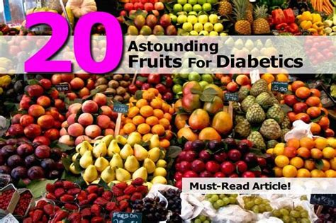 what are the best fruits for diabetics 20 astounding fruits for diabetics