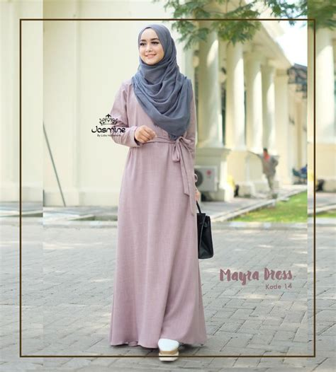 Maxi Dress Muslim Dress Gamis Baju Wanita Yayuk Dress 2248 best images about on kaftan caftans and dress