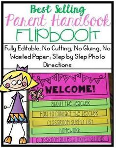 back to school bliss on pinterest parent handbook back