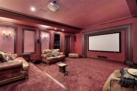 magnificent home theaters designs  marvel  wow