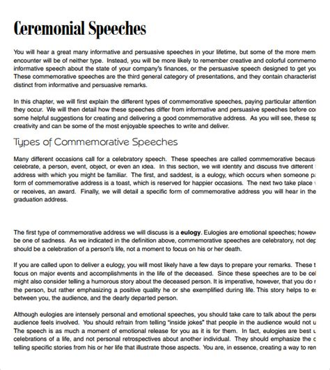 Sle Commemorative Speech company speech 28 images 52 introduction speech sles