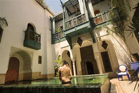 Beautiful Home Floor Plans Riad Farnatchi Luxury Riad In Marrakech Morocco Book