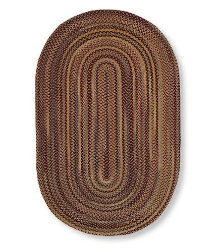 Ll Bean Runner Rug Bean S Braided Wool Rug Oval Indoor Rugs At L L Bean My World Construction