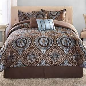 Comforter Sets Canada Cheap Mainstays 7 Jacquard Bedding Comforter Set