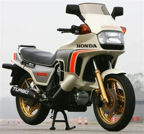 Motorrad Turbolader Kit by Honda Cx 650tc Turbo