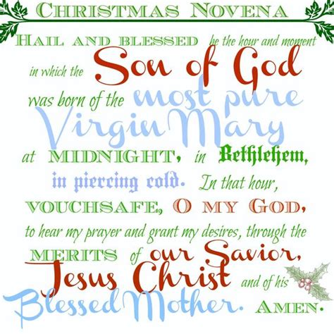 themes for christmas novena pinterest the world s catalog of ideas