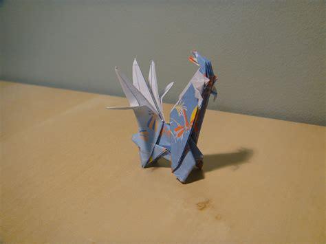 Origami Lugia - origami