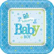 City Baby Shower Plates by Baby Shower Themes Baby Shower Tableware City