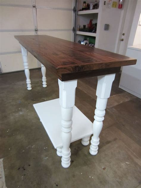 Laundry Room Table For Folding Clothes Custom Farm House Laundry Folding Table By Thecarpenterant Custommade