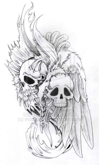 angel and demon tattoo drawings demon drawings demon and angel by motoslave on