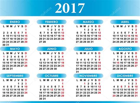 printable spanish 2016 calendars calendar template 2016
