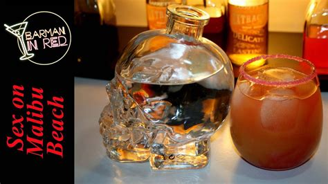 how to prepare malibu drink how to make cocktail on malibu