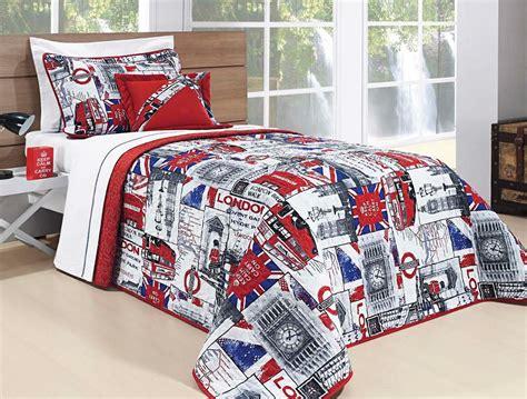 edredon x cobre leito colcha cobre leito cama solteiro london percal 200 fios