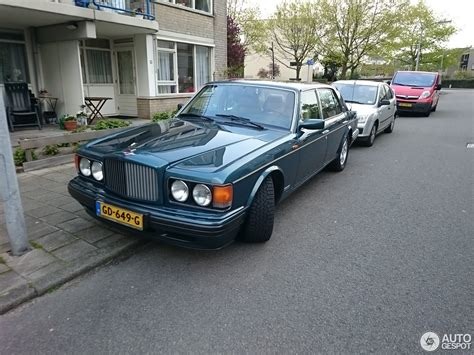 bentley turbo r 2015 bentley turbo r lwb 8 mei 2015 autogespot