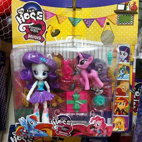 Mlp Blind Bag Ponies Watch Out For Fake Equestria Girls Minis Mlp Merch