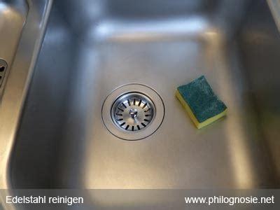 Stahl Polieren Hausmittel by Edelstahlpflege Edelstahl Reinigen Polieren Philognosie