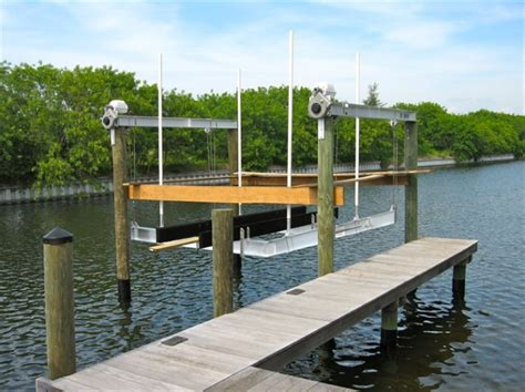 how to build a boat lift plans boat lifts in apollo beach ruskin gibsonton
