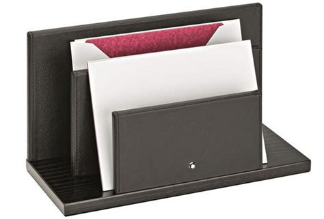 stylish desk accessories stylish desk accessories by montblanc 3
