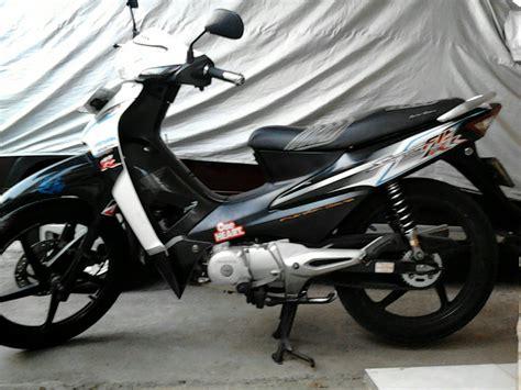 Foto Di Motor by Foto Motor Supra Fit Di Modif Terkeren Dan Terbaru