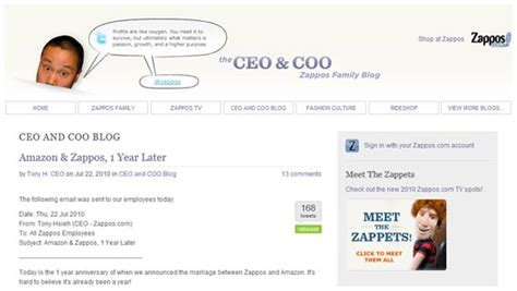 business memos examples what can we learn from 7 awesome corporate blogs