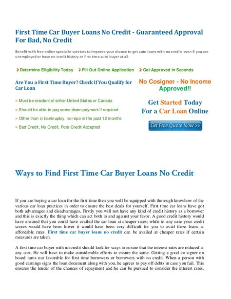 house loans for bad credit first time buyers first time car buyer loans no credit best first time buyer auto loan