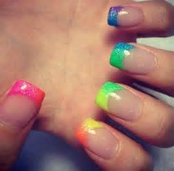 colorful nail awesome ideas nail nail designs