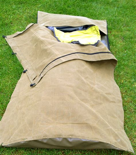 bed roll canvas bedroll path of the paddle co uk