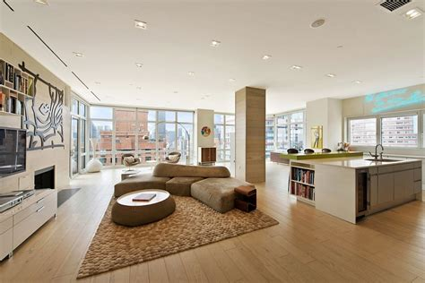 design luxury apartment milan spectacular views and urbane style shape gorgeous new york