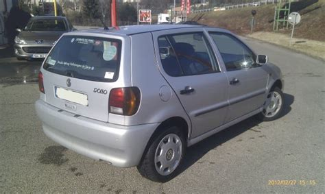 polo 1998 interieur polo 1 4l match 105000kms an 1998 5 portes a revisee