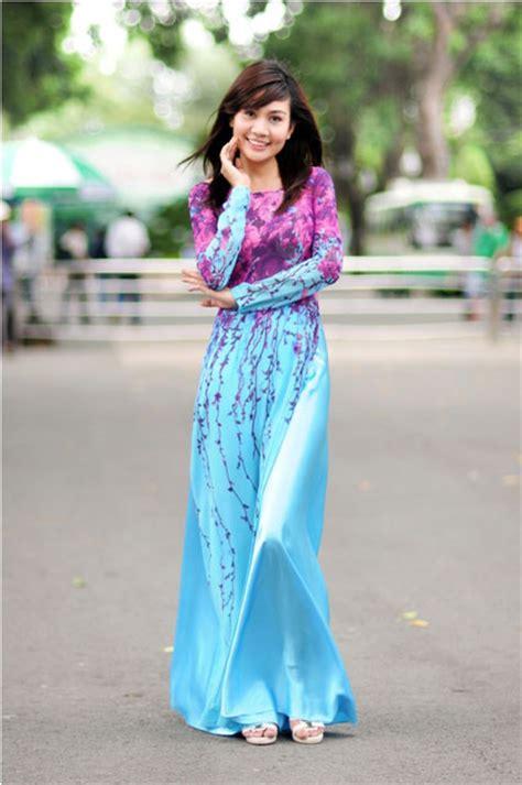 ao dai dâm vietnamese girl loc uyen in ao dai gallery asian gallery
