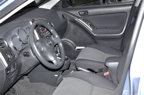 2004 toyota matrix interior pictures cargurus