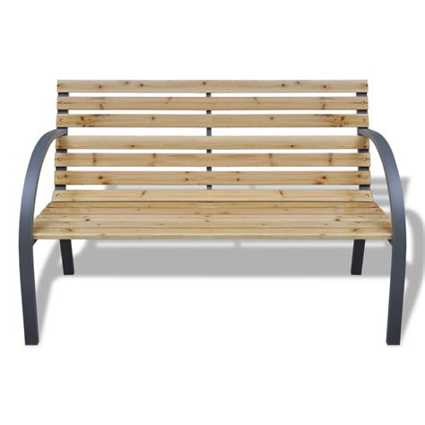 wooden slats for garden bench wood garden bench with wooden slats and iron frame