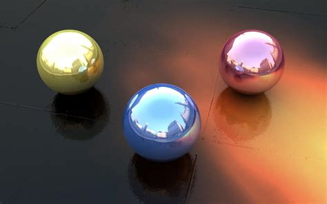 3d ball wallpaper pink ball full hd wallpaper and background image 1920x1200