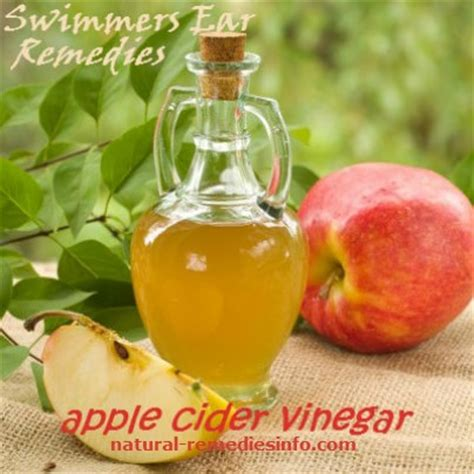 apple cider vinegar for ears infection top 7 swimmers ear remedies