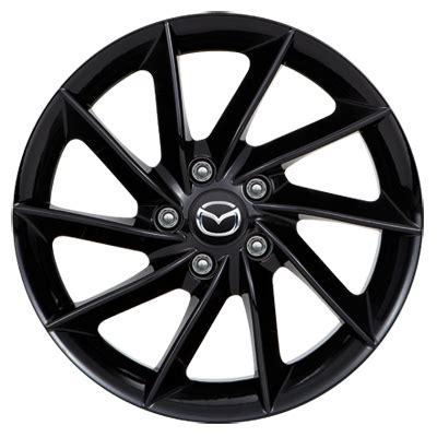 mazda alloy wheel
