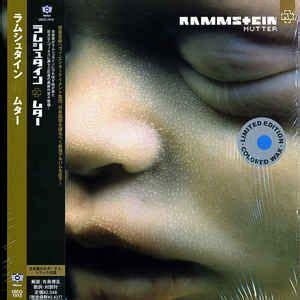 rammstein mutter colored vinyl